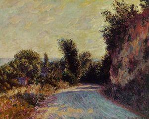 Road near Giverny