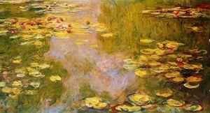 的 Water-Lily 池塘 9