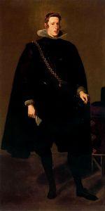 Felipe IV joven