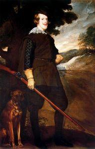 Felipe IV, cazador
