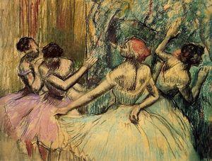 Dancers in the Wings 1