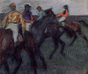 Racehorses 1