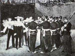 L'execution de Maximilien