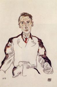 Portrait of Dr. Heinrich Rieger