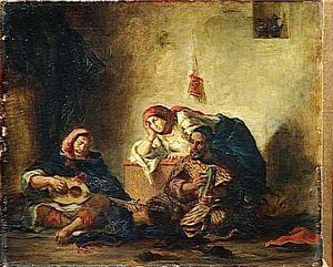 Musici ebrei di Mogador