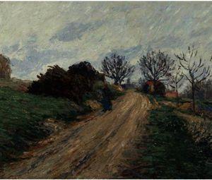 Moret, Route Des Prés