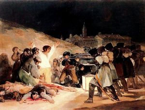 3rd May 1808 in Madrid