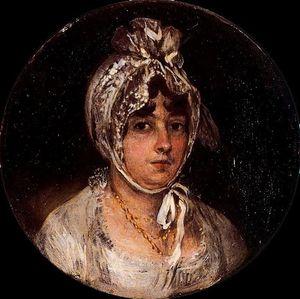 Doña Juana Galarza de Goicoechea