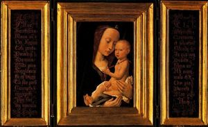 The Virgin and Child 1