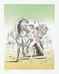 Aciere con Cavallo