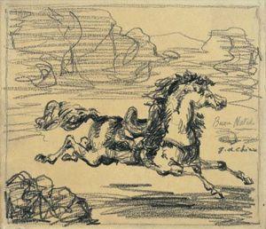 Cavallo fuggente 1