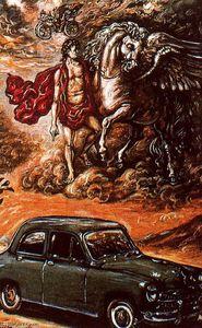 Fiat 1400 Poster