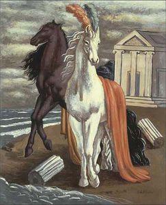 The horses of Agamennon