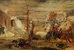 La morte offre la Corona al Tornament Vircor