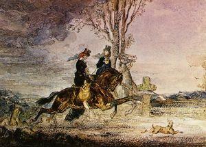 Two Modern Horsewomen