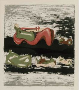 Group of Reclining Figures