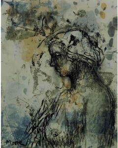 Nude Half-Figure