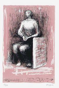 Seated Figure 2