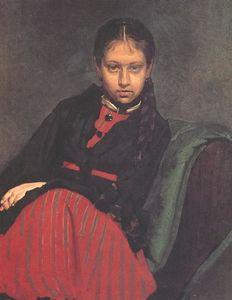 Portrait of Vera Shevtsova