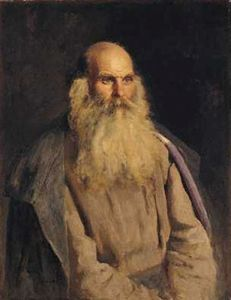 Study of an Old-Man