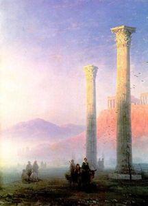Acropolis of Athens.