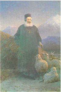 Katolikos Hrimyan near Emiadzin