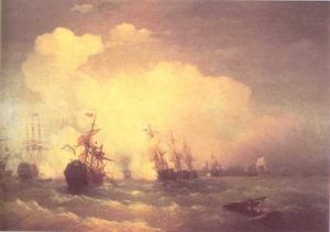Морской бой возле Ревеля
