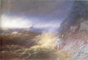 Tempest on the Black sea