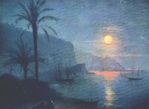 The Nice at night