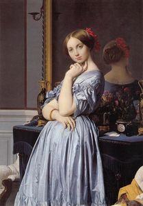 The Comtesse d'Haussonville