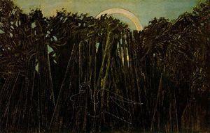 El bosque embalsamado