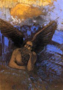 Envejecido Ángel