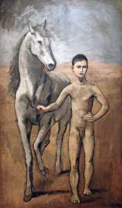 男孩 控股 a 马