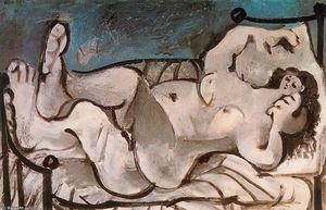 Lying Naked woman 3