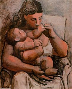 Mother and Child 1