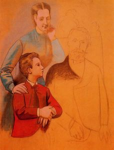 The family of Napoleón III