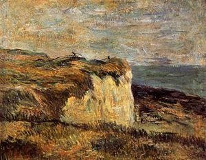 Cliff near Dieppe
