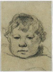 Emil Gauguin as a Child
