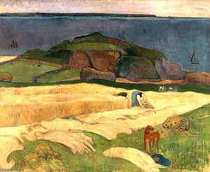 Seaside Harvest, le Pouldu