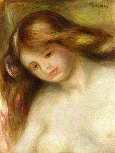 Bust of a Young Nude