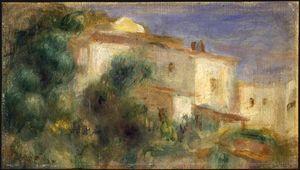 Maison von der Poste , Cagnes