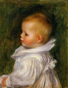 Portrait of Claude Renoir