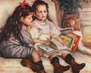 The Children of Martial Caillebotte