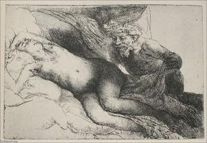Antiope and Jupiter