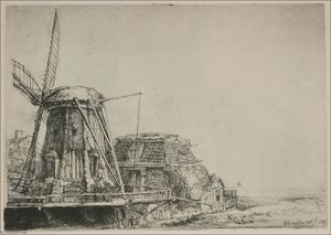 Rembrandt's Mill