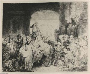 The Triumph of Mordacai