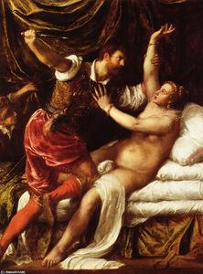 Tarquin and Lucretia 1