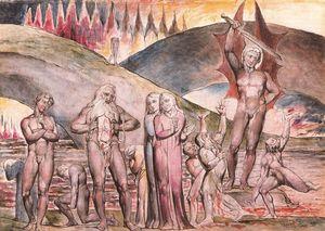 Los cismáticos y los sembradores de discordia. Bertrán de Born y Mosca de Lamberti 1
