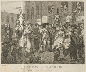 May-Day in London