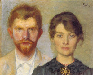 Retrato del matrimonio